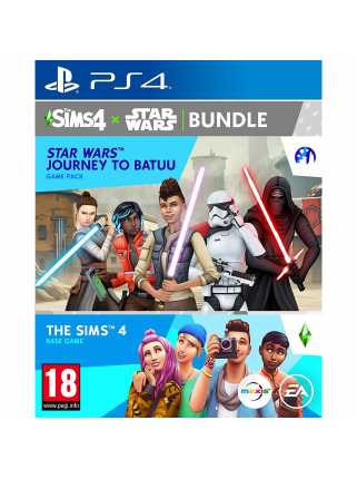 The Sims 4 + Star Wars: Journey to Batuu [PS4]