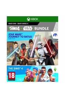 The Sims 4 + Star Wars: Journey to Batuu [Xbox One/Xbox Series]