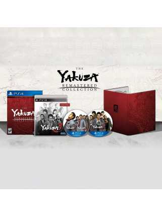 The Yakuza Remastered Collection - Day One Edition [PS4]