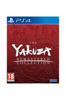 The Yakuza Remastered Collection [PS4]