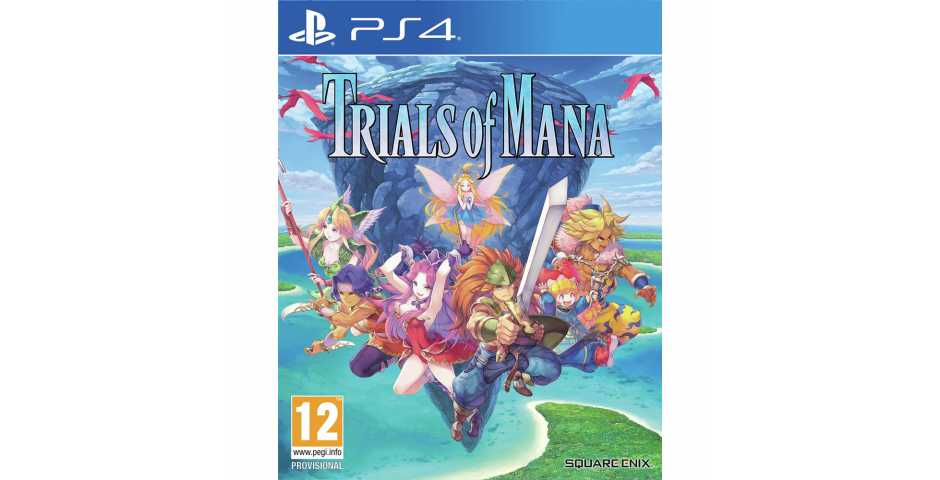 Trials of Mana [PS4]