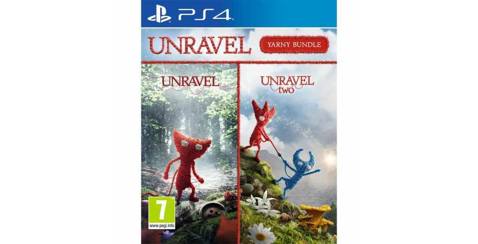 Unravel - Yarny Bundle [PS4]