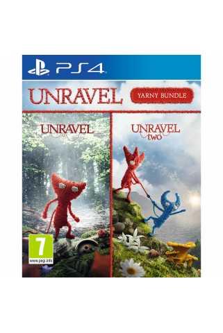 Unravel - Yarny Bundle [PS4] Trade-in   Б/У