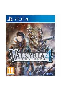Valkyria Chronicles 4 [PS4]