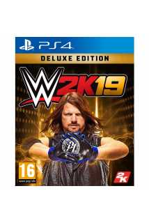 WWE 2K19 - Deluxe Edition [PS4]