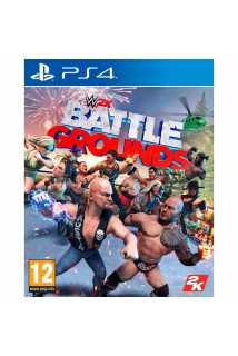 WWE 2K Battlegrounds [PS4]