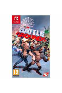 WWE 2K Battlegrounds [Switch]