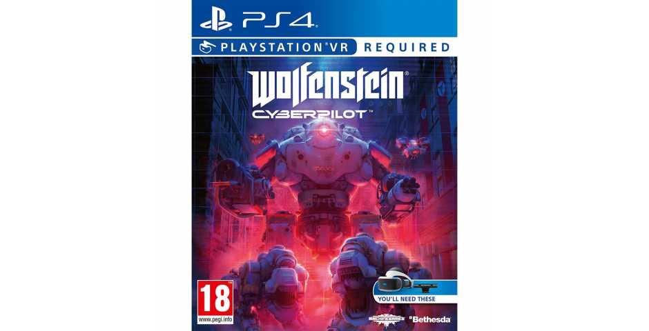 Wolfenstein: Cyberpilot (только для VR) [PS4]
