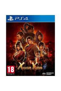 Xuan-Yuan Sword VII [PS4]