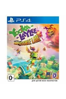 Yooka-Laylee and the Impossible Lair [PS4]