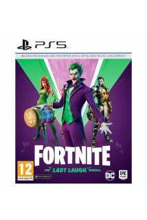 Fortnite - The Last Laugh Bundle (код) [PS5, русская версия]