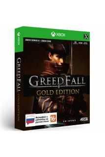 GreedFall - Gold Edition [Xbox One/Xbox Series]