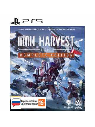 Iron Harvest - Complete Edition [PS5, русская версия]