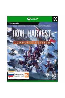 Iron Harvest - Complete Edition [Xbox Series, русская версия]