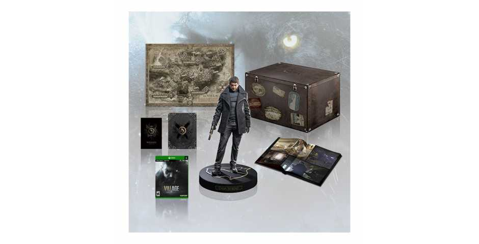 Resident Evil Village - Collector's Edition [Xbox One/Xbox Series, русская версия]