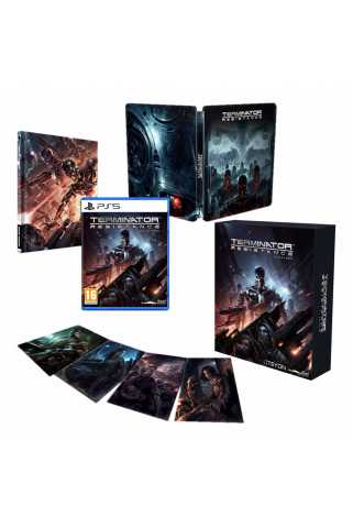 Terminator: Resistance Enhanced - Collector's Edition [PS5]