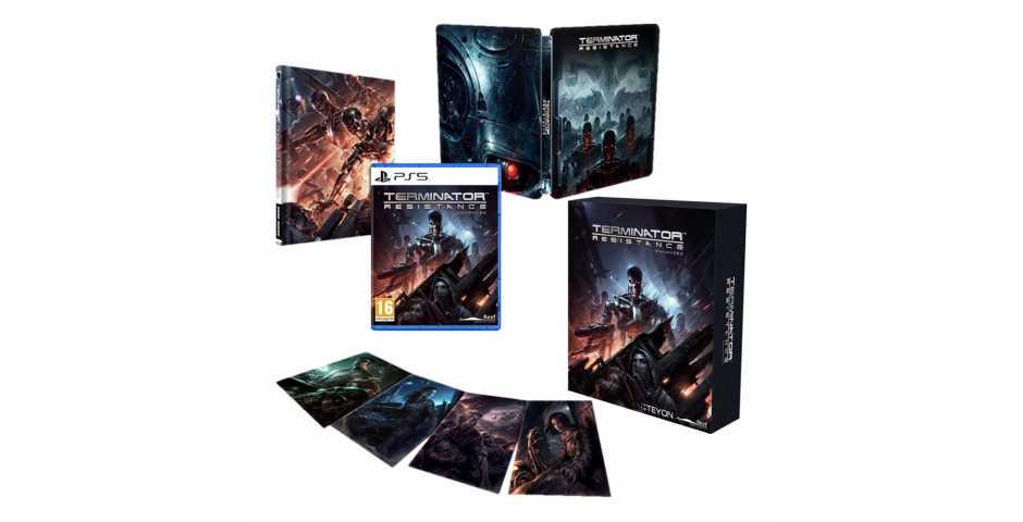 Terminator: Resistance Enhanced - Collector's Edition [PS5]