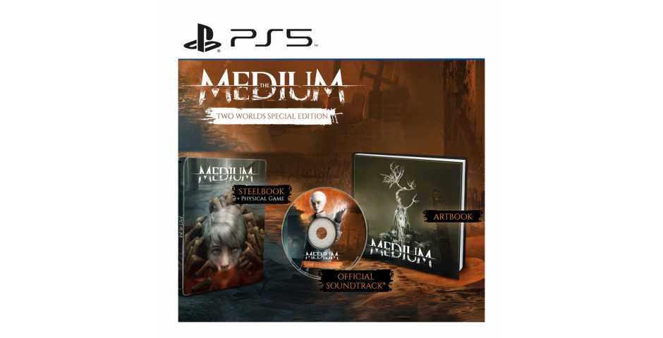 The Medium - Two Worlds Special Edition [PS5]