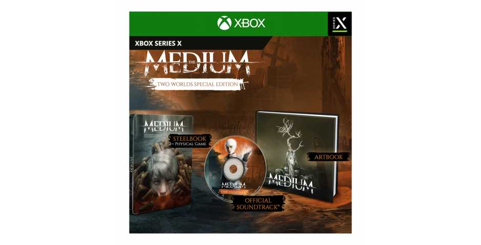 The Medium - Two Worlds Special Edition [Xbox Series]