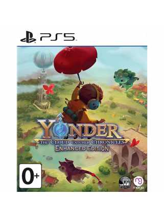 Yonder: The Cloud Catcher Chronicles - Enhanced Edition [PS5]