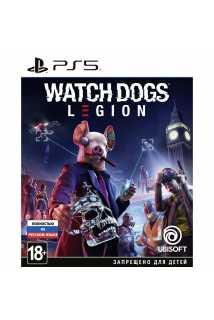 Watch Dogs: Legion [PS5, русская версия]