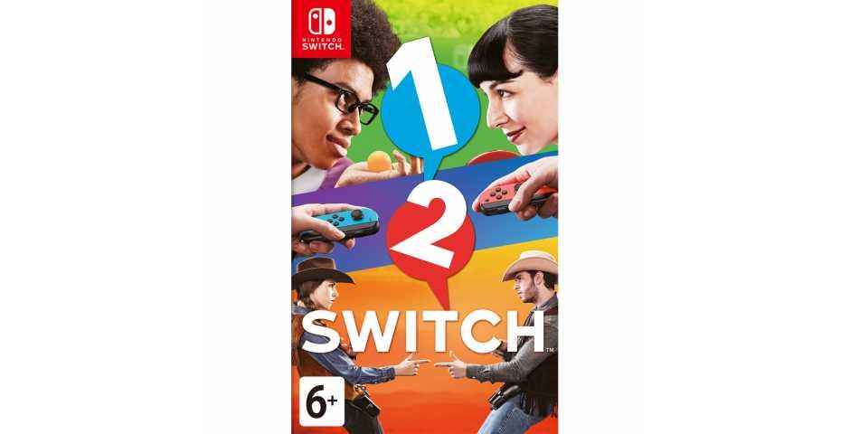 1-2-Switch [Switch, русская версия]