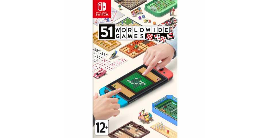 51 Worldwide Games [Switch]