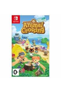 Animal Crossing: New Horizons [Switch, русская версия]