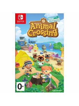 Animal Crossing: New Horizons [Switch, русская версия]