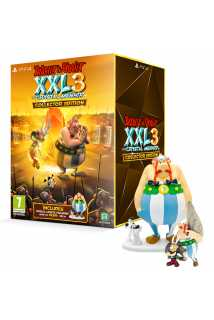 Asterix & Obelix XXL 3: The Crystal Menhir - Collector Edition [PS4, русская версия]