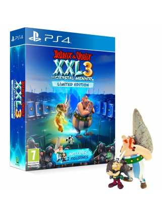 Asterix & Obelix XXL 3: The Crystal Menhir - Limited Edition [PS4, русская версия]