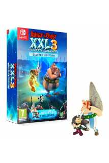 Asterix & Obelix XXL 3: The Crystal Menhir - Limited Edition [Switch, русская версия]