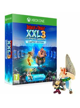 Asterix & Obelix XXL 3: The Crystal Menhir - Limited Edition [Xbox One, русская версия]