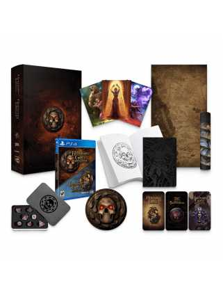 Baldur's Gate & Baldur's Gate II: Enhanced Edition - Collector's Pack [PS4]