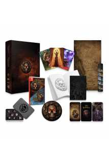 Baldur's Gate & Baldur's Gate II: Enhanced Edition - Collector's Pack [Switch]