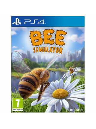 Bee Simulator [PS4, русская версия]