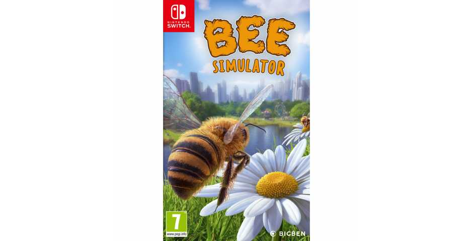 Bee Simulator [Switch, русская версия]
