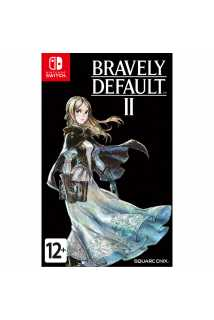 Bravely Default II [Switch] Trade-in | Б/У