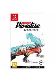 Burnout Paradise Remastered [Switch]