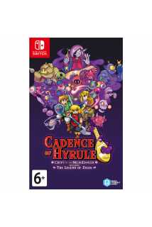 Cadence of Hyrule: Crypt of the NecroDancer Featuring The Legend of Zelda [Switch]