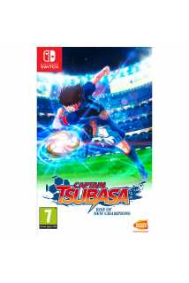 Captain Tsubasa: Rise of New Champions [Switch]