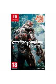 Crysis Remastered [Switch, русская версия]