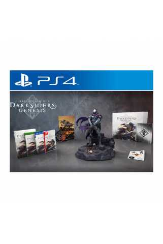 Darksiders Genesis - Collector's Edition [PS4, русская версия]