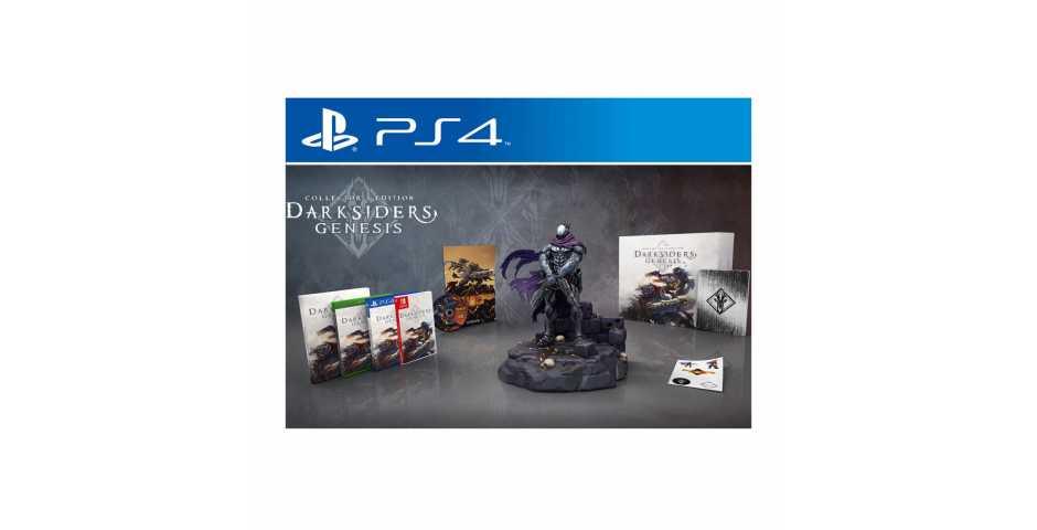 Darksiders Genesis - Collector's Edition [PS4, русская версия]