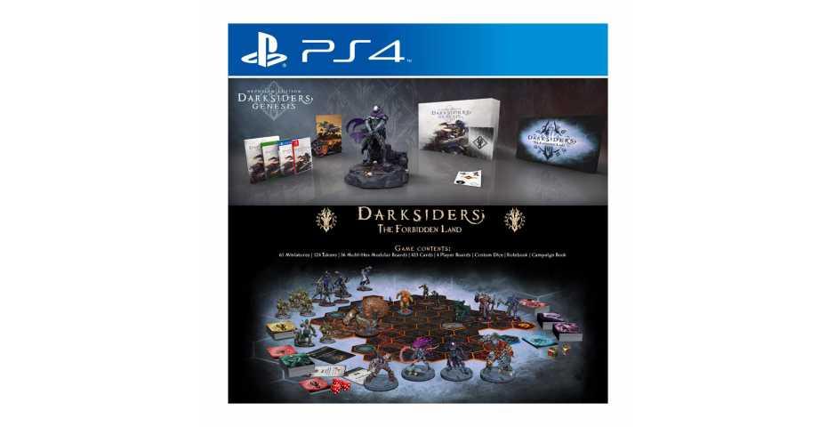 Darksiders Genesis - Nephilim Edition [PS4, русская версия]