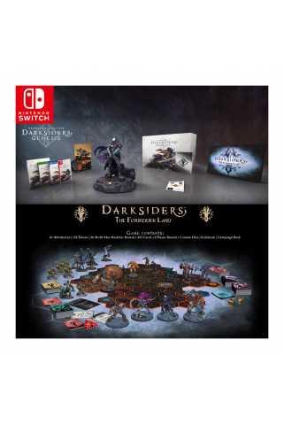 Darksiders Genesis - Nephilim Edition [Switch, русская версия]