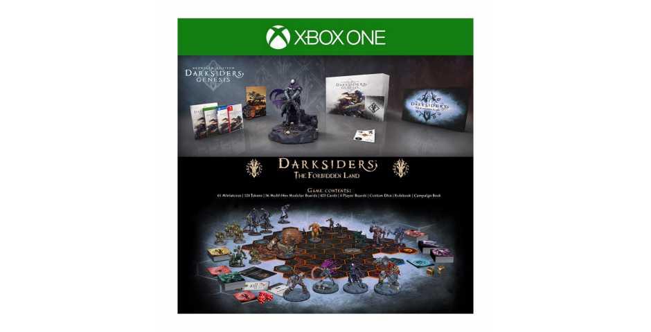 Darksiders Genesis - Nephilim Edition [Xbox One, русская версия]