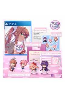Doki Doki Literature Club Plus - Premium Physical Edition [PS4]