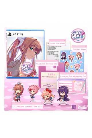 Doki Doki Literature Club Plus - Premium Physical Edition [PS5]