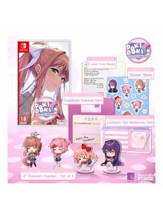 Doki Doki Literature Club Plus - Premium Physical Edition [Switch]